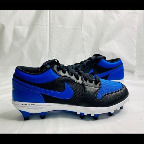 Nike Shoes Air Jordan 1 Low Football Cleats Poshmark